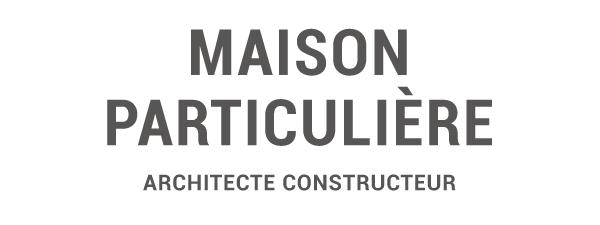 Logo - Maison Particulière - Haute-Savoie - 74