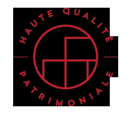 logo qualité patrimoniale - Maison Particulière - Haute-Savoie - 74