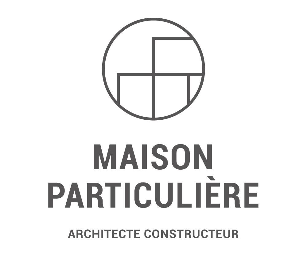 Logo architecte constructeur - Maison Particulière - Haute-Savoie - 74
