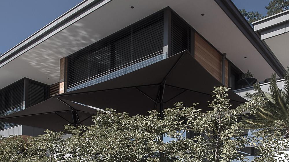 Maison contemporaine, maison design, constructeur maison - Maison d'architecte - Maison Particulière - Haute-Savoie - 74